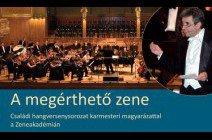 Budafoki Dohnányi Zenekar, A megérthető zene, Vez: Hollerung Gábor, Bartók: Cantata profana