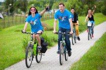 5. K&H mozdulj! kerékpáros nap Gárdony