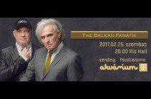 Balkan Fanatik Évindító BULI az Akvárium Klubban