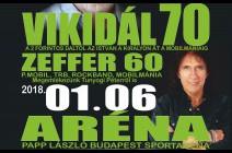 Vikidál 70