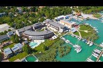 Hotel Silverine Lake Resort**** Superior Wellness és Konferencia Szálloda